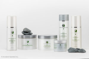 Beauty Through Balance product line up